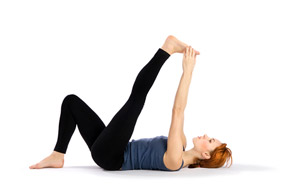Ankle Stretching